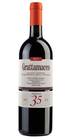 Grattamacco 2017-35 anni