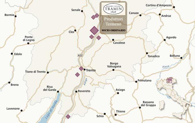 tramin-map