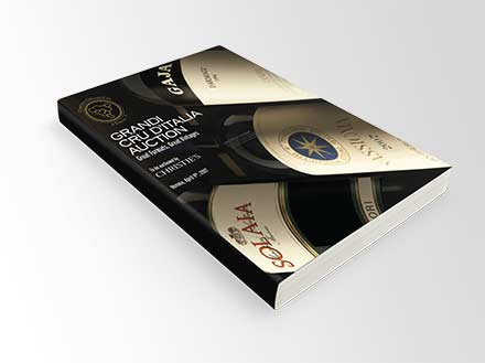 Cru d'Italia Auction – Great Formats, Great Vintages